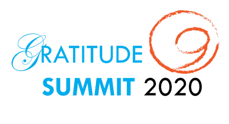 gratitude - Community Foundation Sets Date for Gratitude Summit 2020