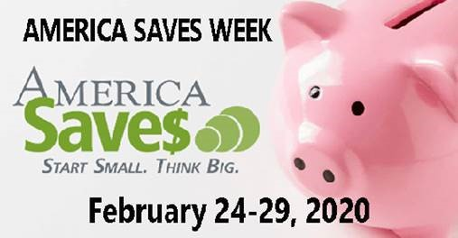 pigsaves - America Saves Week Set for Feb. 24-29