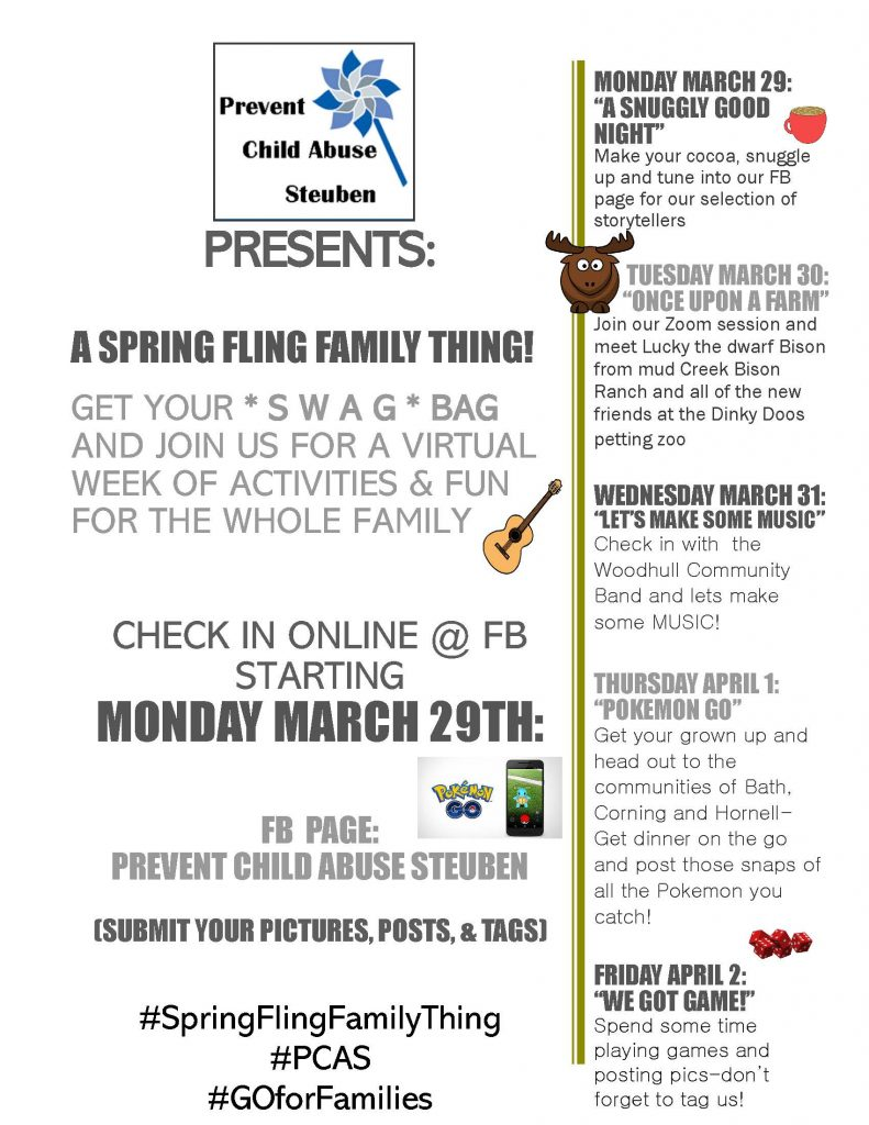 spring fling final Page 1 791x1024 - Spring Fling Family Events Support Child Abuse Prevention