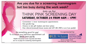 think pink screening 300x156 - think pink screening